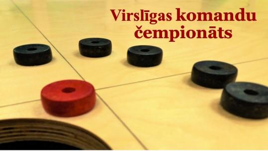 Vīriešu komandu čempionāta virslīgas rezultāti. 29.02.20.