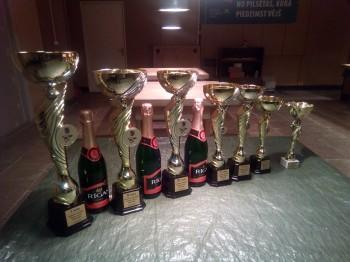 Liepājas pilsētas 2015.gada individuālā čempionāta rezultāti