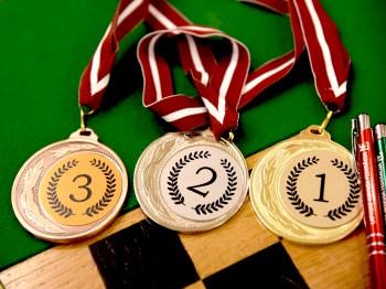 LR individuālais čempionāts 2017. Vīriešu turnīra 1/2 fināla rezultāti. 04.11.2017.