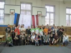 Igaunijas-Latvijas skolu komandu turnīrs Valmieras Valsts Ģimnāzijā 2011 11.decembrī